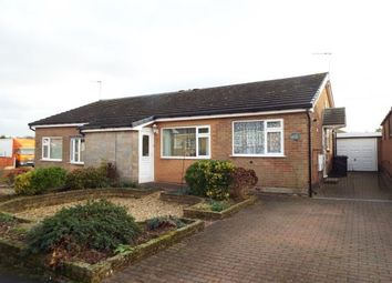 Thumbnail 2 bed bungalow for sale in Rectory Road, Markfield, Leicestershire