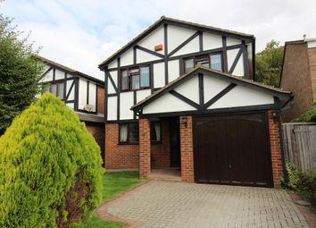 Thumbnail 4 bed detached house for sale in Hilborough Way, Farnborough, Kent