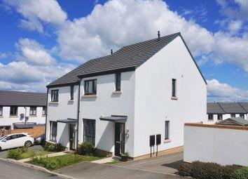 Thumbnail 3 bedroom semi-detached house for sale in Okehampton, Devon