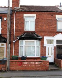 Thumbnail 3 bed terraced house for sale in Lily Street, West Bromwich