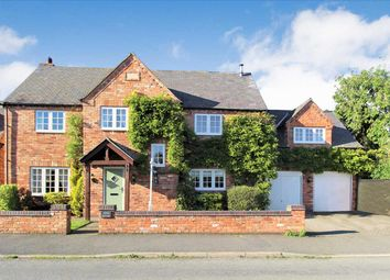 Thumbnail 4 bed detached house for sale in Wolds Cottage, Main Street, Nottingham