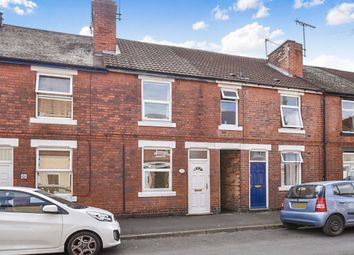 Thumbnail 3 bed terraced house for sale in Craven Street, Burton-On-Trent