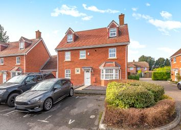 Thumbnail 5 bed detached house for sale in Sutton Park Road, Sutton Scotney, Winchester