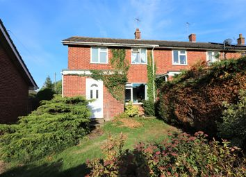 Thumbnail 3 bedroom end terrace house for sale in Romney Walk, Dereham