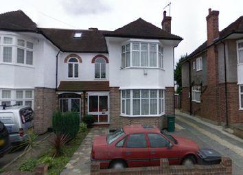 Thumbnail 1 bed flat to rent in Crown Lane, Southgate London