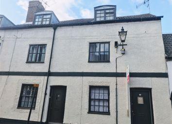 Thumbnail 3 bedroom terraced house for sale in Castlegate, Grantham