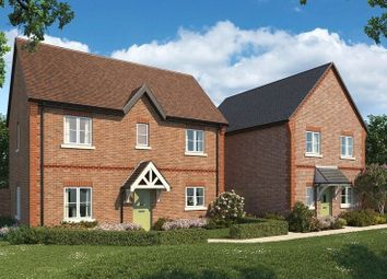 Thumbnail 3 bed detached house for sale in 1 Hedgerow Avenue, High Wycombe, Buckinghamshire