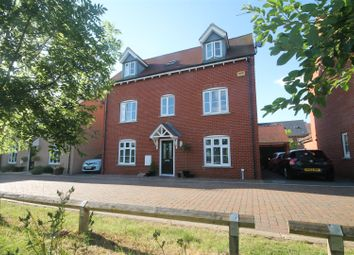 Thumbnail 5 bed detached house for sale in Malford Crescent, Aylesbury