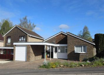Thumbnail 3 bed detached bungalow for sale in Okus Road, Swindon, Wiltshire