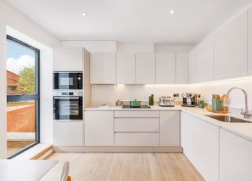 Thumbnail 2 bed flat for sale in Boot Court, Jeddo Road, London