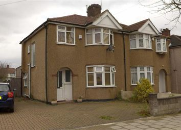 Thumbnail 3 bed property for sale in York Avenue, Stanmore, Middx