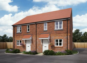 Thumbnail 2 bed semi-detached house for sale in Jordan Grove, Alton Hampshire