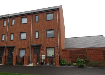 Thumbnail 4 bed end terrace house to rent in Tamworth Road, Waterlooville