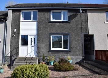 Thumbnail 3 bed terraced house for sale in Eastercraig Gardens, Saline, Fife