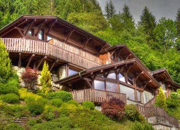 Thumbnail 7 bed chalet for sale in Route De Haute Montriond, Morzine, Haute-Savoie, Rhône-Alpes, France