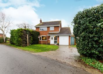 Thumbnail 3 bed detached house for sale in Willoughby Road, Cumberworth, Alford