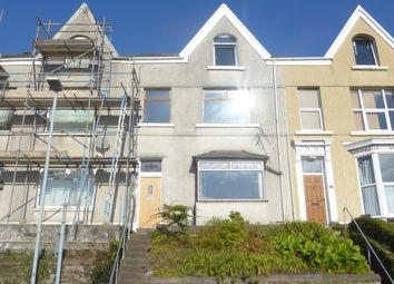 Thumbnail 1 bed flat for sale in Devon Terrace, Ffynone Road, Uplands, Swansea