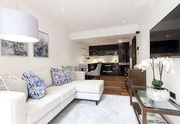 Thumbnail 1 bed flat to rent in Garden House, Kensington Gardens Square, London