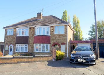 3 bed semi-detached house to rent in Avebury Avenue, Leicester LE4