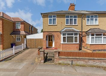 Thumbnail 3 bed semi-detached house for sale in Brampton Park Road, Hitchin, Hertfordshire