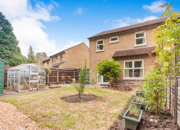Thumbnail 3 bed semi-detached house for sale in St. Bedes Crescent, Cherry Hinton, Cambridge