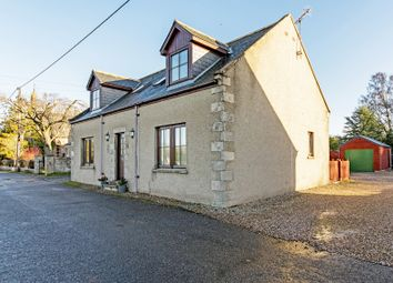 Thumbnail 4 bed detached house for sale in The Square, Lumsden, Huntly, Aberdeenshire