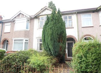 Thumbnail 3 bed terraced house for sale in 39 Hermitage Road, Wyken, Coventry