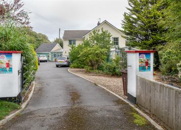 Thumbnail 6 bed detached house for sale in Dovers House, St Martins Road, Looe
