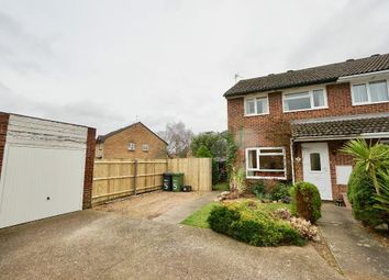 Thumbnail 3 bed semi-detached house for sale in Arreton, Ingleside, Southampton