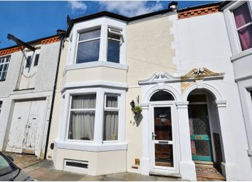 Thumbnail 3 bed terraced house for sale in Lutterworth Road, Northampton