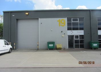 Thumbnail Warehouse to let in Salbrook Road, Redhill
