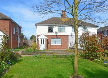 Thumbnail 3 bed semi-detached house for sale in Keycol Hill, Bobbing, Sittingbourne