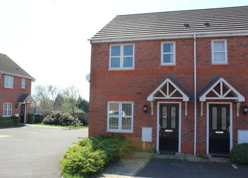 Thumbnail 2 bed town house for sale in Bourne Drive, Langley Mill