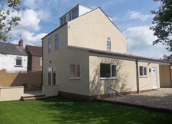 Thumbnail 4 bed detached house for sale in Chapel Lane, Morton, Gainsborough