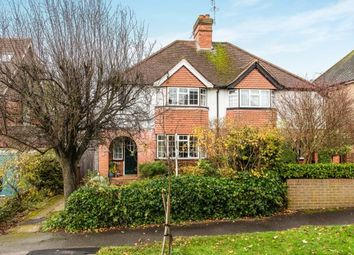 Thumbnail 3 bedroom semi-detached house for sale in Merrow, Guildford, Surrey
