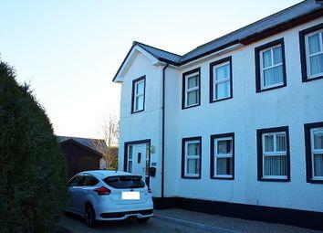 Thumbnail 3 bed semi-detached house for sale in Leswalt, Stranraer