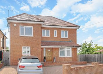 Thumbnail 4 bed detached house to rent in Church Close, Edgware
