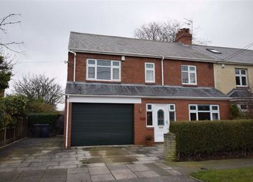 Thumbnail 4 bed semi-detached house for sale in Sunniside Terrace, Cleadon, Sunderland