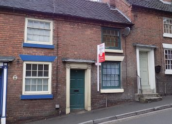 Thumbnail 2 bed town house for sale in Buxton Road, Ashbourne Derbyshire