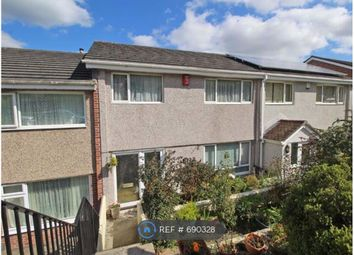 Thumbnail 3 bed terraced house to rent in Bircham View, Plymouth