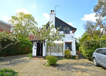 Thumbnail 3 bed detached house for sale in Ashburton Road, Addiscombe, Croydon