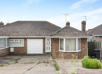 Thumbnail 2 bed semi-detached bungalow for sale in Links Drive, Bexhill-On-Sea