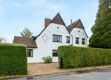 The Queensway, Chalfont St Peter, Gerrards Cross, Buckinghamshire SL9. 4 bed detached house
