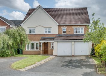 Thumbnail 7 bed detached house for sale in Sandown Drive, Catshill, Bromsgrove