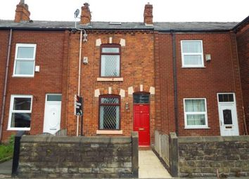 Thumbnail 2 bed terraced house for sale in Warrington Road, Wigan, Greater Manchester