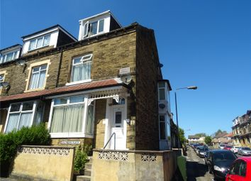 Thumbnail 4 bed terraced house for sale in Saltburn Place, Bradford, West Yorkshire