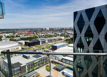 Thumbnail 2 bed flat to rent in Number One, Media City, Salford Quays