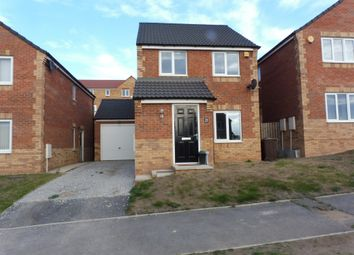 Thumbnail 3 bed detached house for sale in Plowes Way, Knottingley, Pontefract