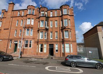 Thumbnail 1 bed flat for sale in Fairburn Street, Shettleston