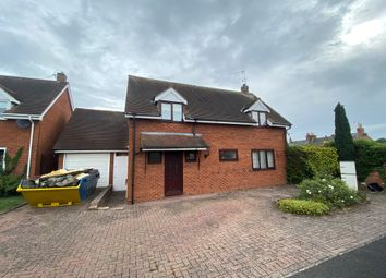 Thumbnail 3 bed detached house for sale in Holly Lodge, Wellesbourne, Warwick